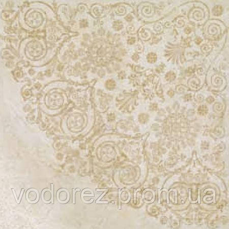 Плитка декорир. (60x60) UNIKA BRACCIA STREAM ROSONE LAPPATO 7324105