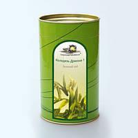 Чай зеленый Колодец Дракона 1 (Лунцзин) Тубус (50г)