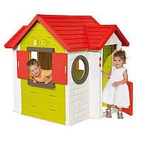 Игровой домик со звонком и замком Smoby My House (810402)