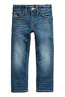 Джинсы темно-синие H&M для мальчика