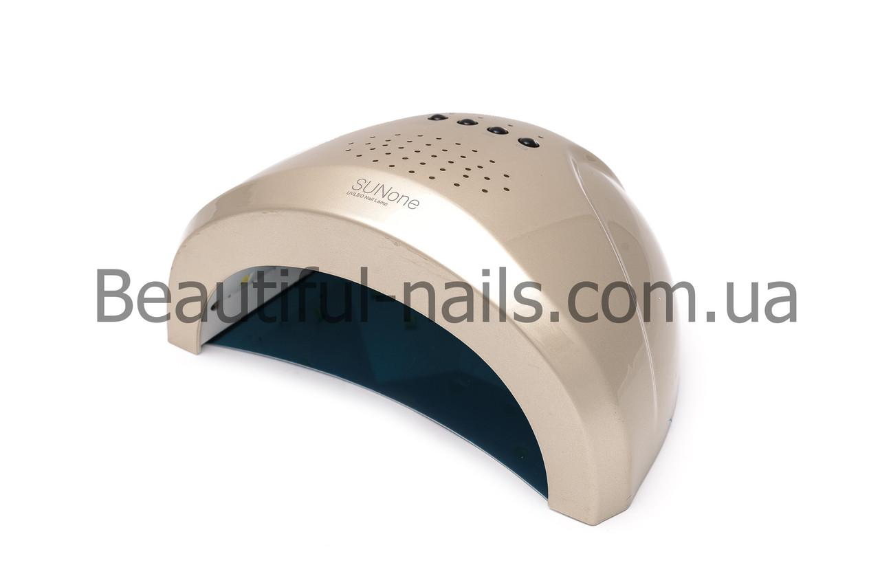 Гибридная UV/LED лампа для сушки ногтей SUN ONE 36W , цвета в ассортименте