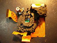 CCDматрицаCANON ixsus55на задней части объектива.