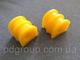 Втулка стабилизатора переднего d=21мм Renault Clio 3, Scenic 2, Scenic 2, Scenic 3 (OEM 77 01 059 966)