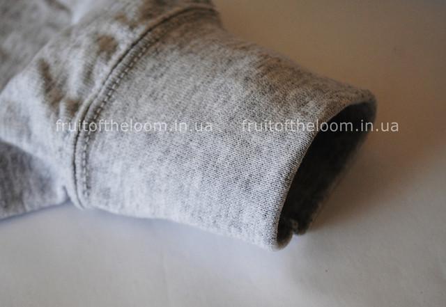 Серо-лиловый мужской  лёгкий свитер