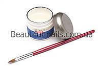 Гель для наращивания ногтей, IBD прозрачный , 56 гр