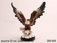 Статуэтка Орёл 32 см полистоун