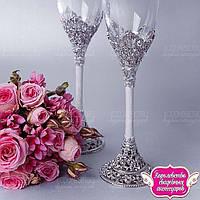 Свадебные бокалы набор Императрица