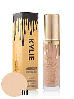 Тональный крем Kylie Matte Liquid Foundation №1
