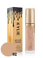 Тональный крем Kylie Matte Liquid Foundation №2