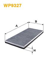 Фильтр салонный WIX WP9327 (K1265A)