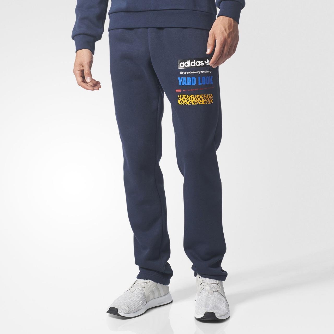Мужские брюки Adidas Originals Street Graphic (Артикул: BS4868)