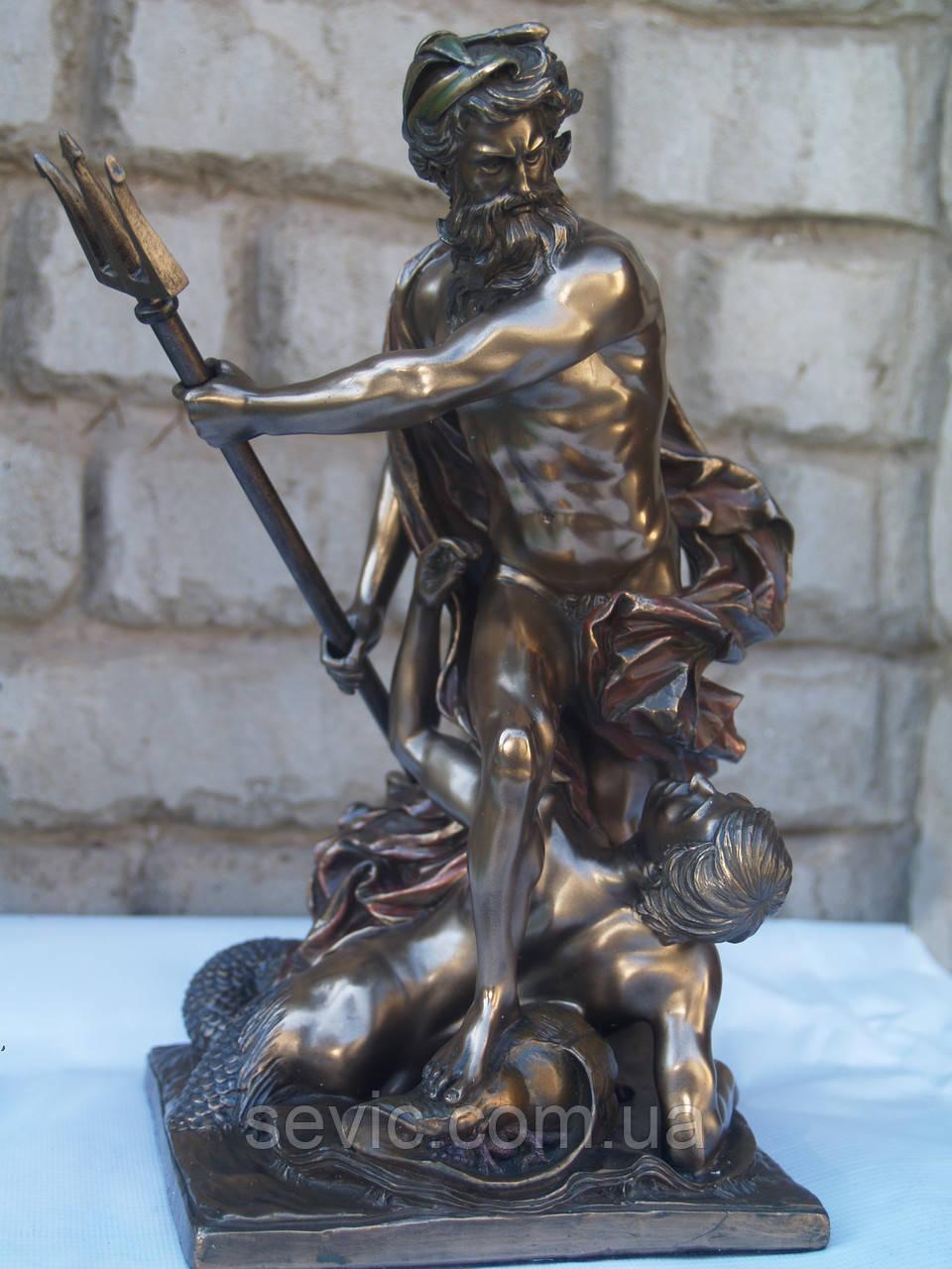 Статуэтка Veronese Посейдон 28 см