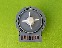 Насос/помпа ASKOLL M114 / 25W (на 3 самореза) на стиральную машину Indesit, Hotpoint и др.модели      Италия