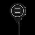 Автомобильное зарядное устройство Promate Procharge-C Black, фото 3