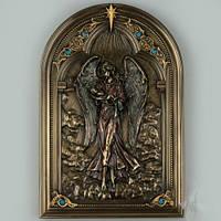 Панно на стену икона Veronese Рождение Спасителя 23 см