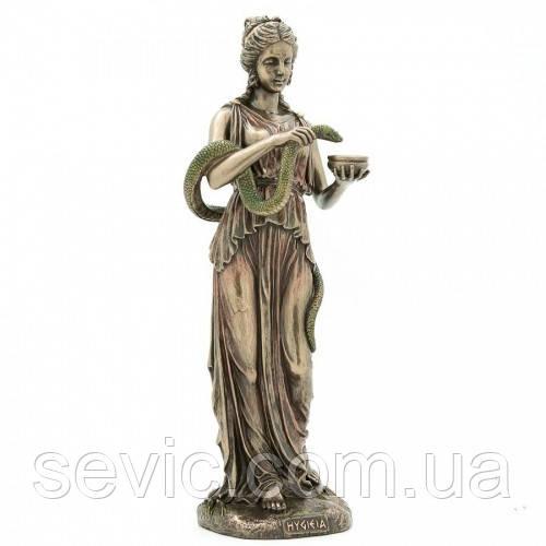 Статуэтка Veronese Гигея Богиня здоровья 28 см