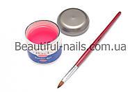 Гель для наращивания ногтей, IBD (розовый) , 56 гр, фото 1