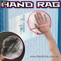 """Тряпка-перчатка - """"Hand Rag"""" - 3 шт."""