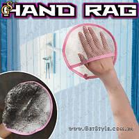 """Тряпка-перчатка - """"Hand Rag"""" - 3 шт., фото 1"""