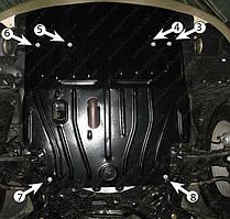 Защита двигателя Lifan 520 (с 2007--) Полигон-Авто