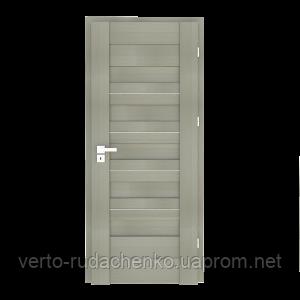 """Двери Verto Тренд 5.0 в цвете Кора береза """"Verto LINE-3D"""""""