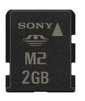 Карта памяти Sony Memory Stick Micro M2 2Gb