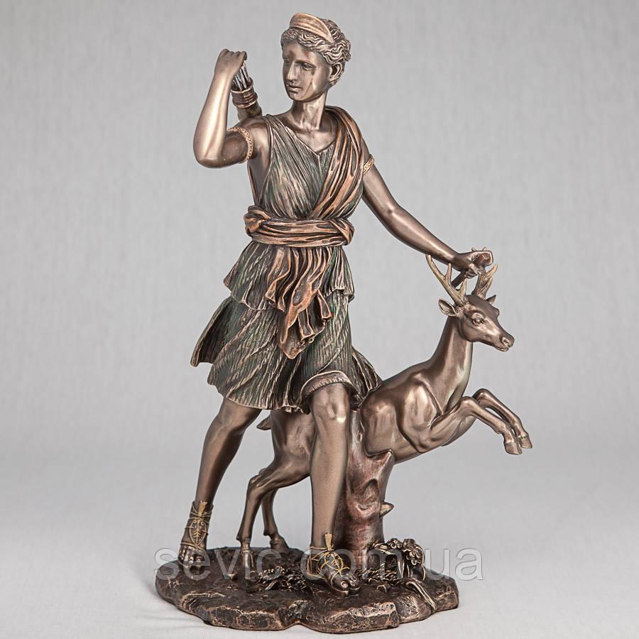 Статуэтка Veronese Богиня Охоты Диана 29 см