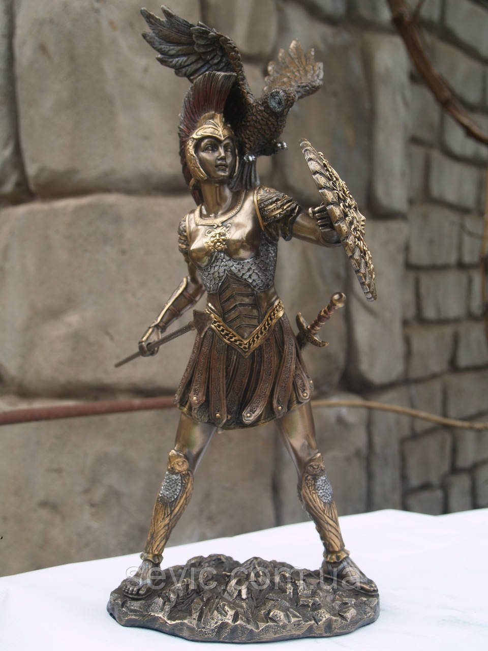 Статуэтка  Veronese  Афина 35 см