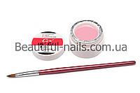 УФ гель для наращивания ногтей CCN, розовый (pink) 15 ml(0.5 oz