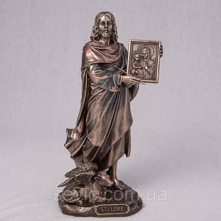 Статуэтка Veronese Святой Лука 21 см