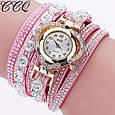 Очень красивые и стильные женские часы браслет,доставка из Китая, фото 3