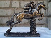 Статуэтка Veronese Скачки 22х21 см