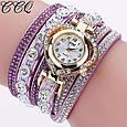 Очень красивые и стильные женские часы браслет,доставка из Китая, фото 8