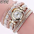 Очень красивые и стильные женские часы браслет,доставка из Китая, фото 9