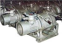Лебёдка шахтная ЛШВ-14-У1