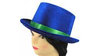 Шляпа с лентой цилиндр праздник