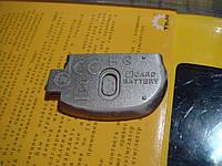 Крышка батарейного отсека на Nikon L26