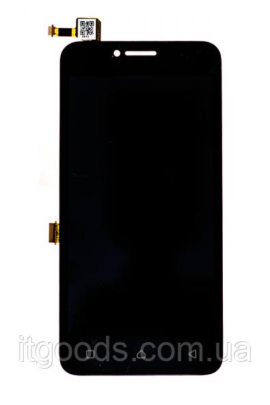 Оригинальный дисплей (модуль) + тачскрин (сенсор) для Lenovo A Plus A1
