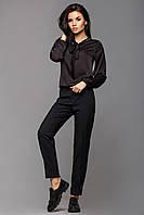 Женские брюки Жасмин, Leo Pride, брюки со стрелками, классические брюки, укороченные брюки женские