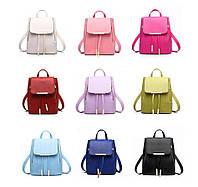 Хороший женский городской рюкзак сумка, огромное множество цветов,доставка из Китая.