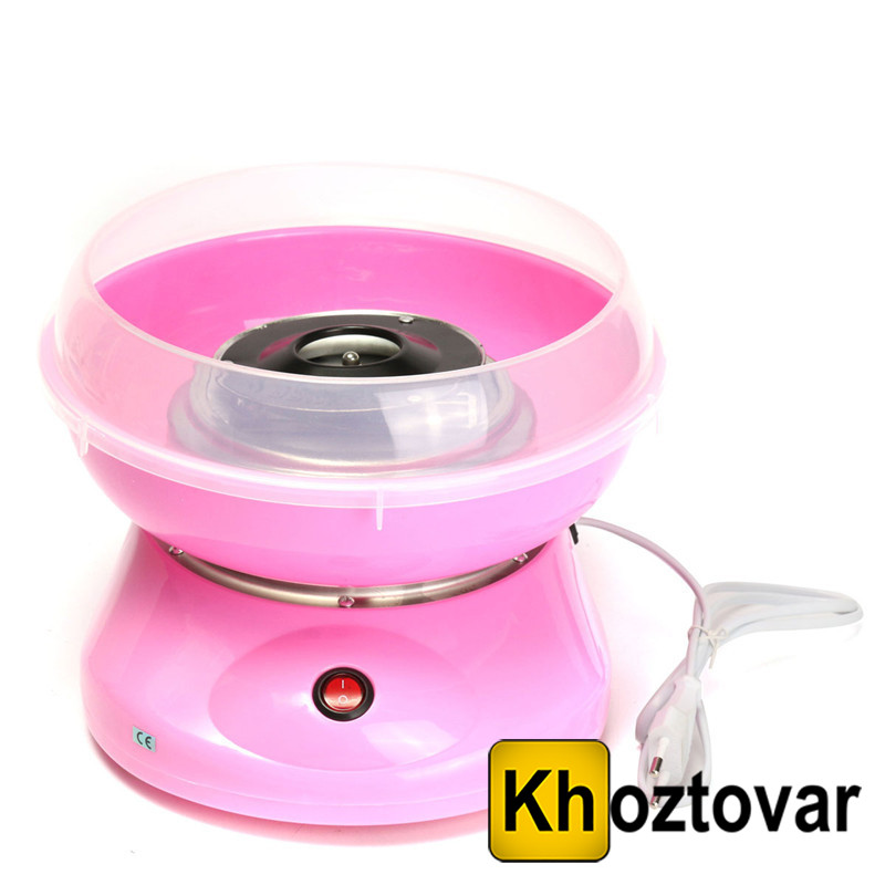 Аппарат для сладкой ваты Cotton Candy Maker GCM-520