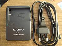 Зарядка  для фотоаппарата Casio H10.H15.H20G.FH100
