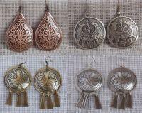 Славянские, кельтские и скандинавские серьги
