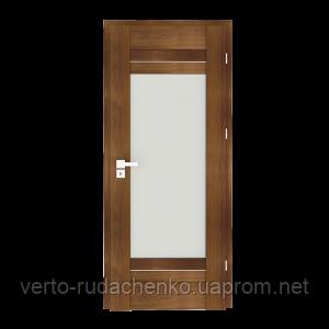 "Двери Verto Модерн 1.1 в цвете Орех темный ""Verto-CELL"""
