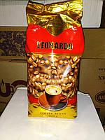 Кофе Leonardo в зернах 1 кг