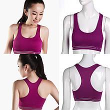 Спортивный женский топ для фитнеса и бега,доставка из Китая