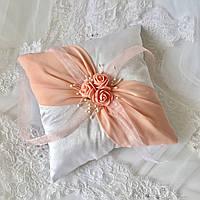 Подушка для обручальных колец №35.