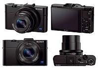 Фотоаппарат Sony Cyber-Shot DSC-RX100 mark II
