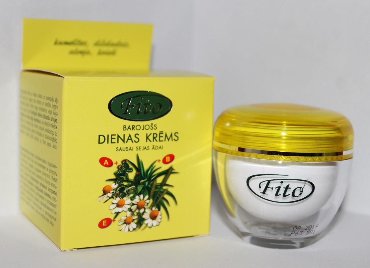 Крем дневной питательный для сухой кожи лица FITO - СВІТ ПАРФУМІВ в Черкассах