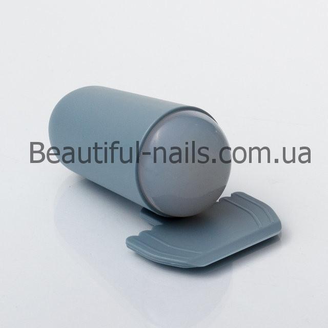 Штамп силиконовый для стемпинга + скрапер